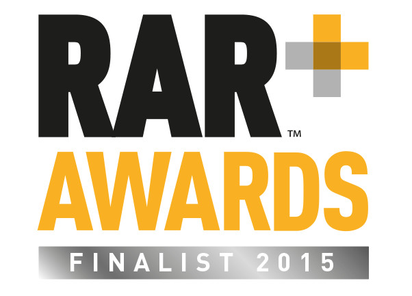 RAR Awards 2015 Finalist