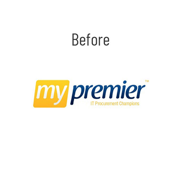 my premier before logo