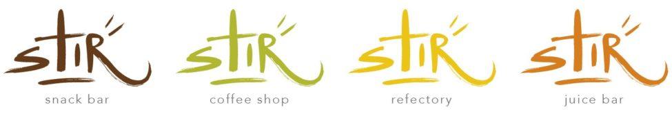 Stir logos