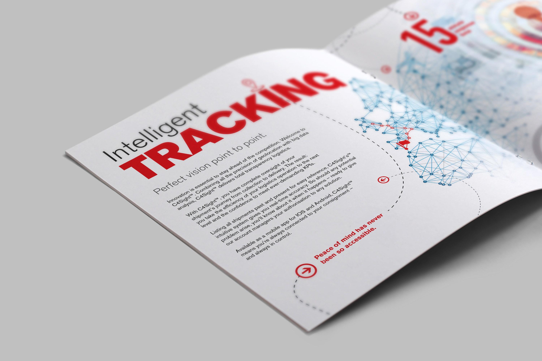 C4 Logistics brochure