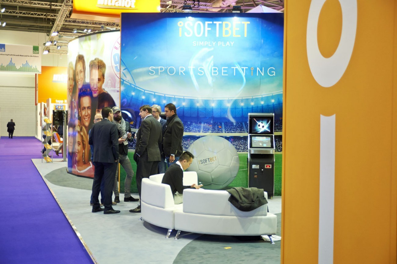 iSoftbet expo