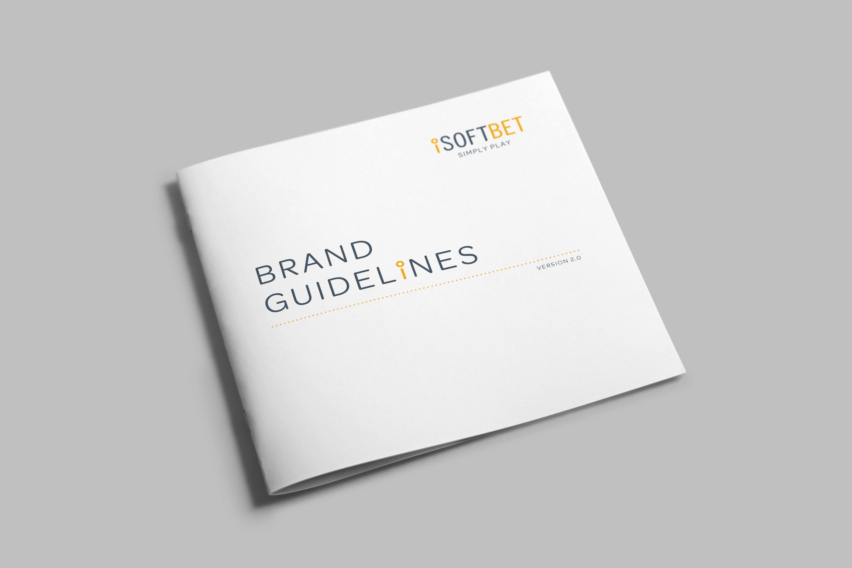 iSoftbet brand guidelines