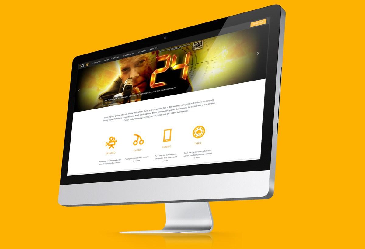 iSoftbet website