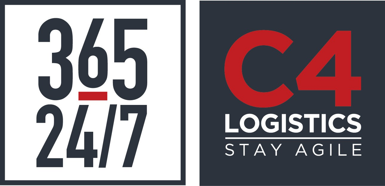 C4 Logistics logo