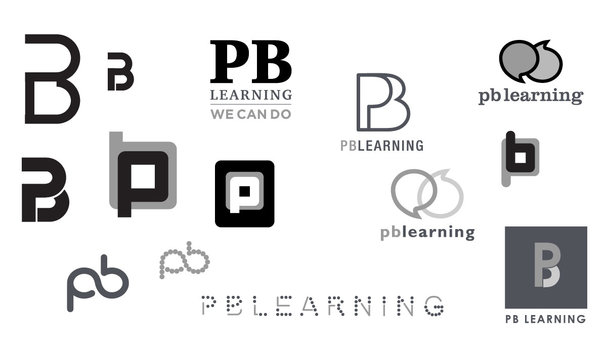 pb learning logos large