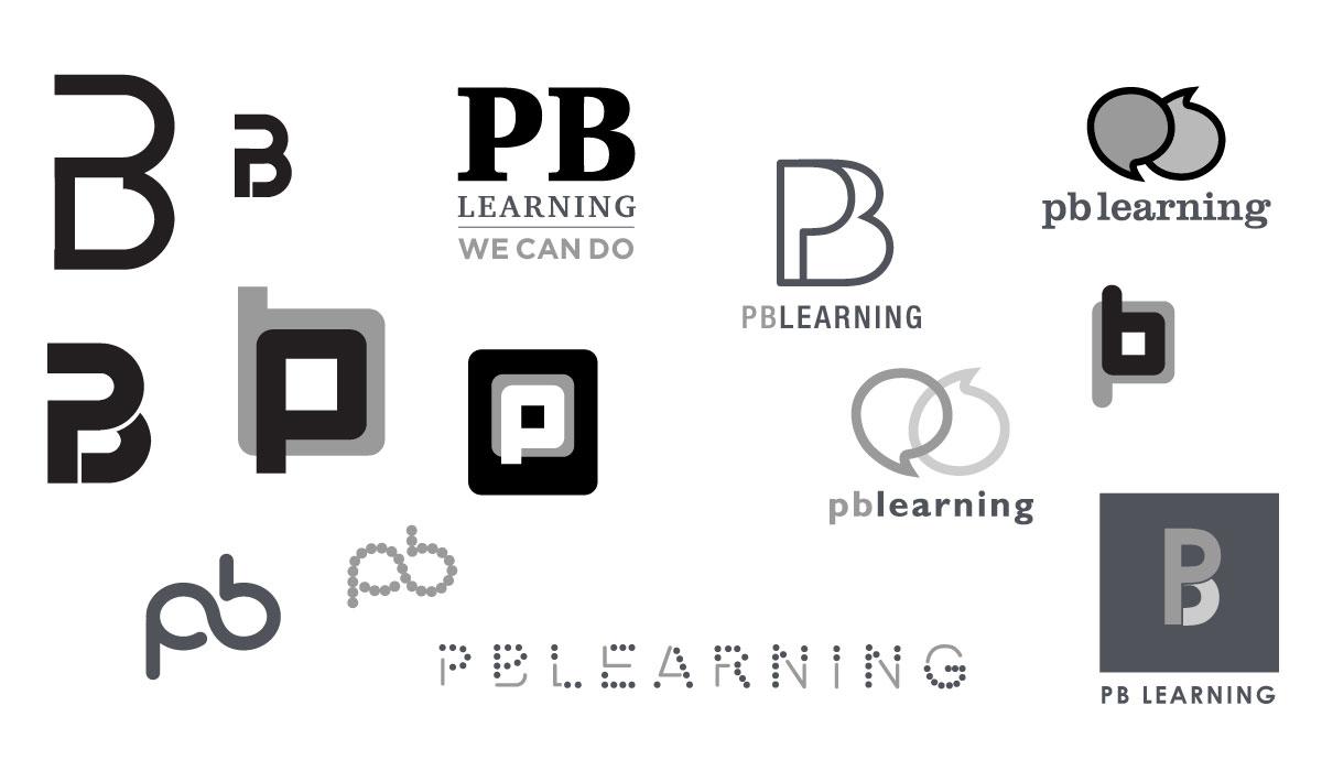 pb learning logos large