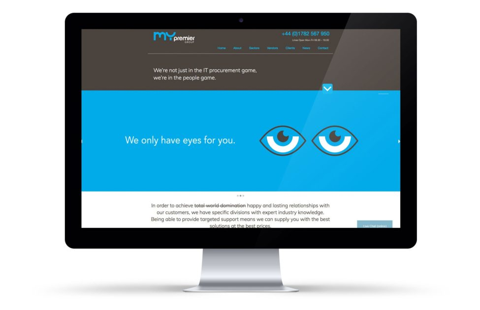 myPremier website