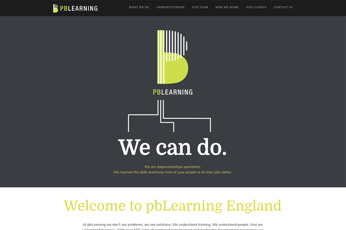 pb learning website 1