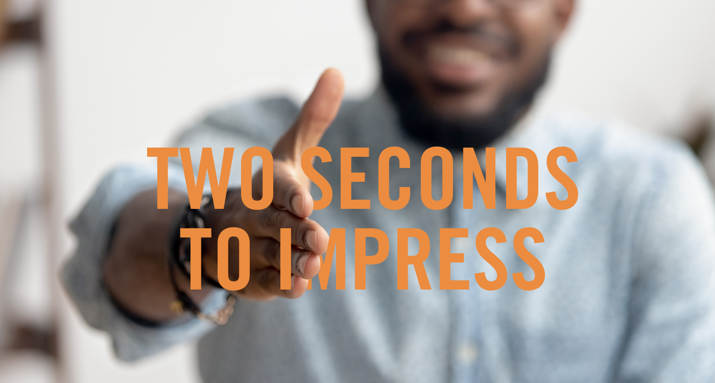 2 Seconds To Impress