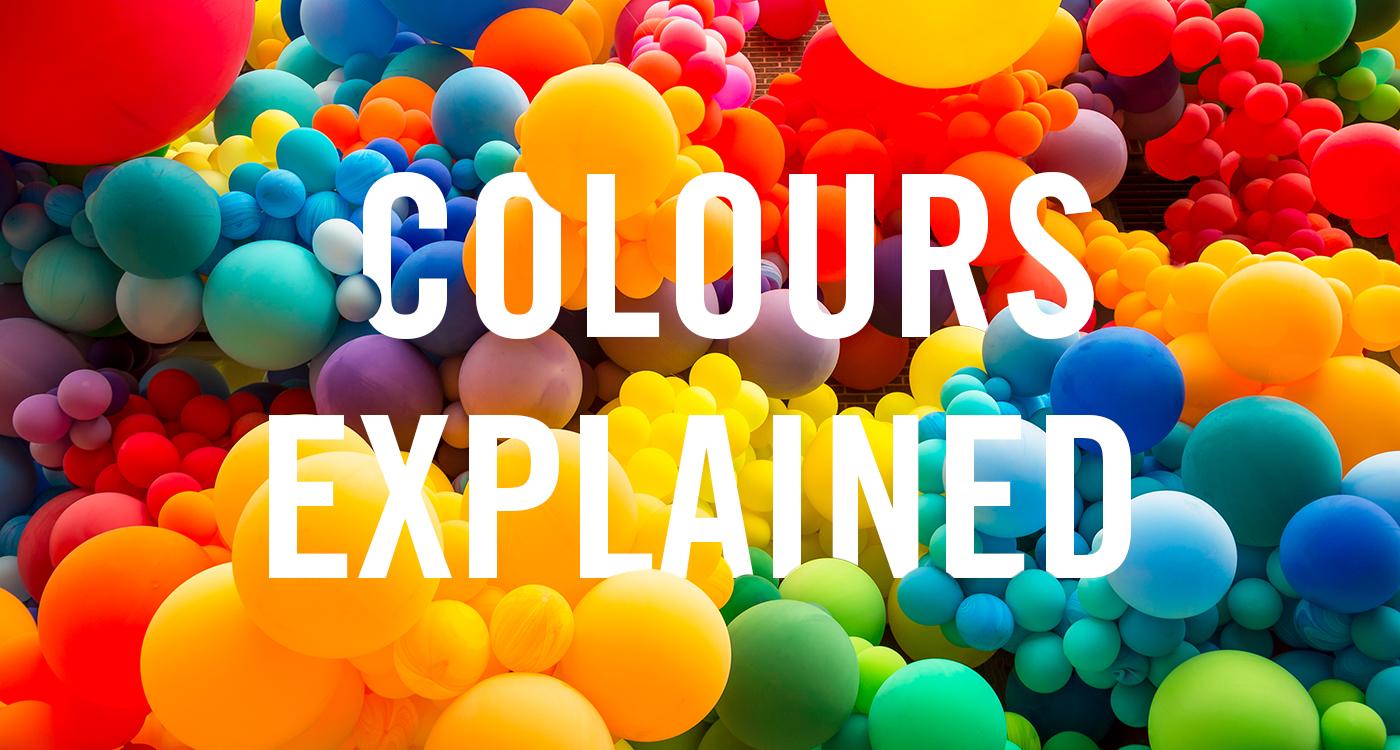 9 Colours Explained