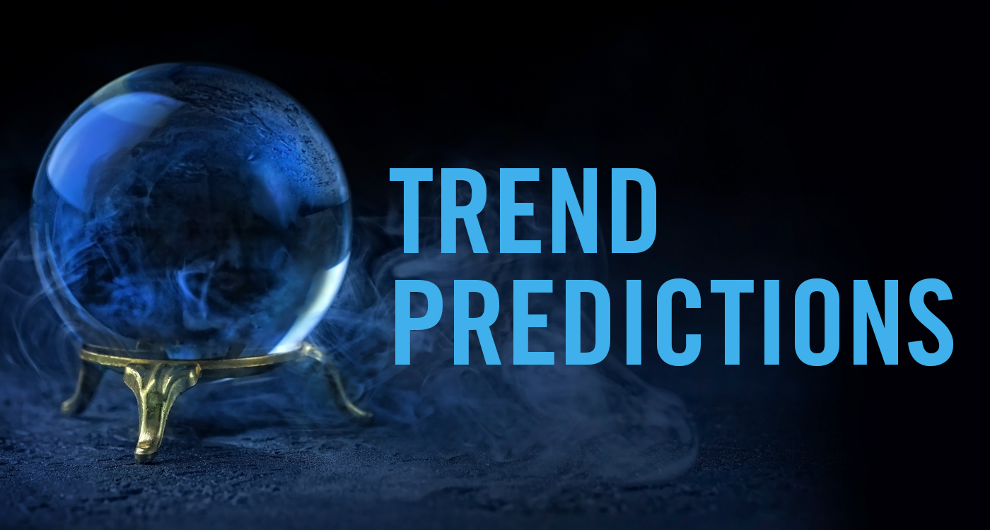 4 Trend Predictions