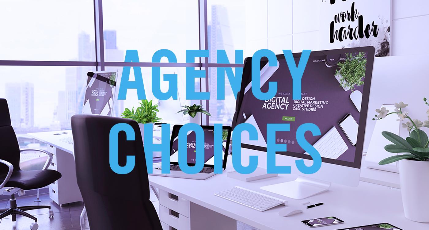 3 Agency Choices